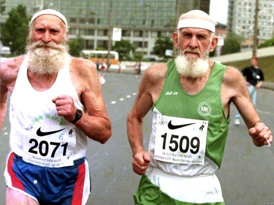 Особенности долгожителей