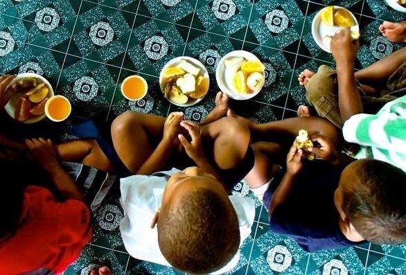 Ликвидация голода
