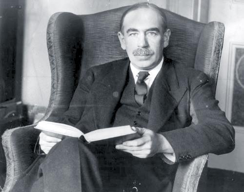 Дж. М. Кейнс