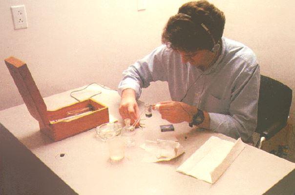 Влечение к кокаину