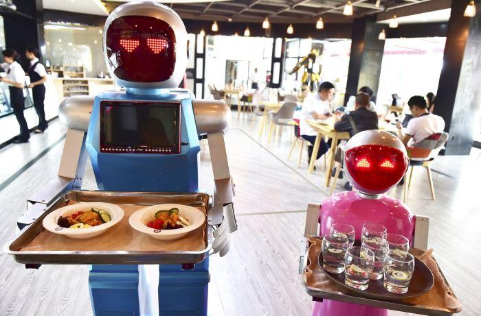 Роботы и экономика