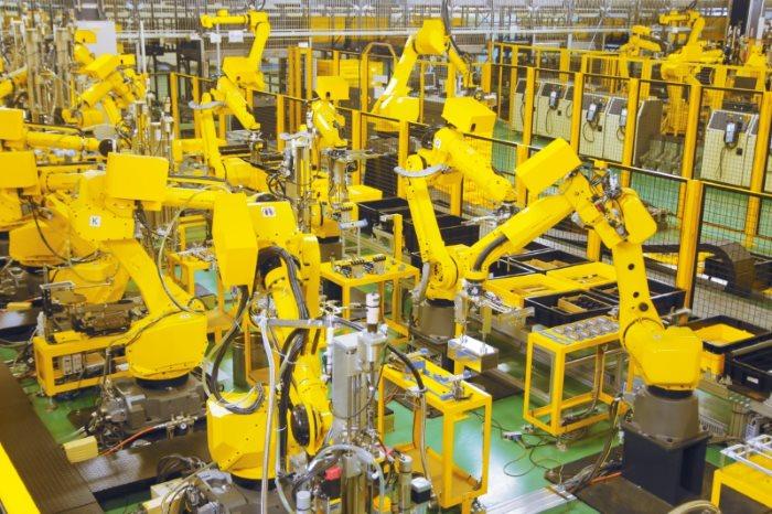 Автоматический завод
