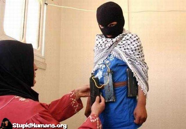 terrorist suicide