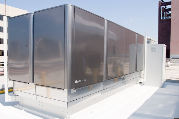 Энергетический сервер Bloom Box