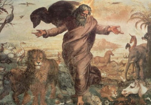 creation myth in christianity